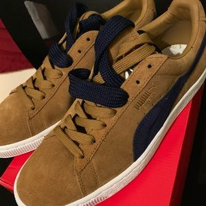 PUMA Suede Classic+ Sneakers